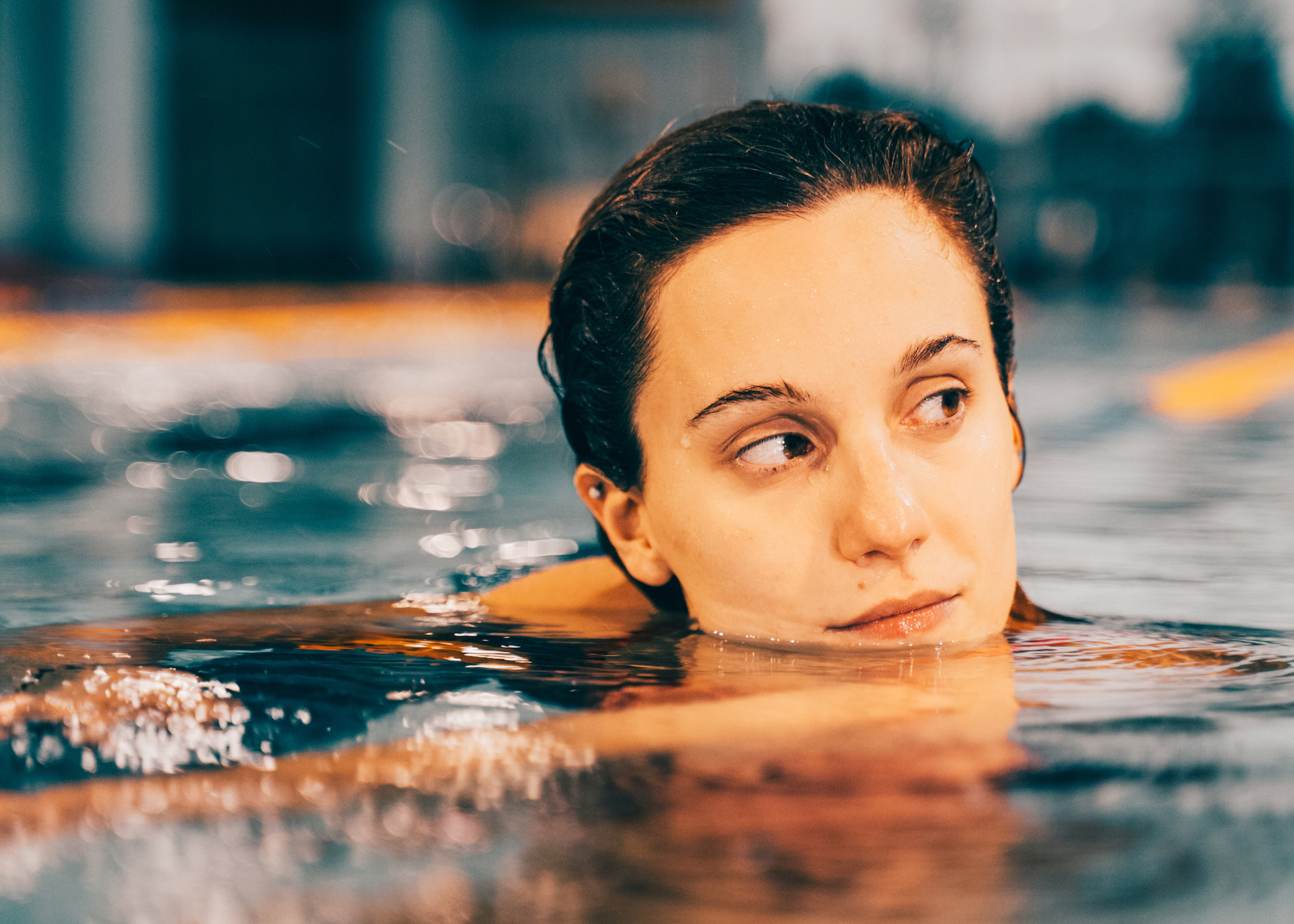 """Arianna Talamona si racconta a Grazia: """"Io arrivo dove voglio"""""""