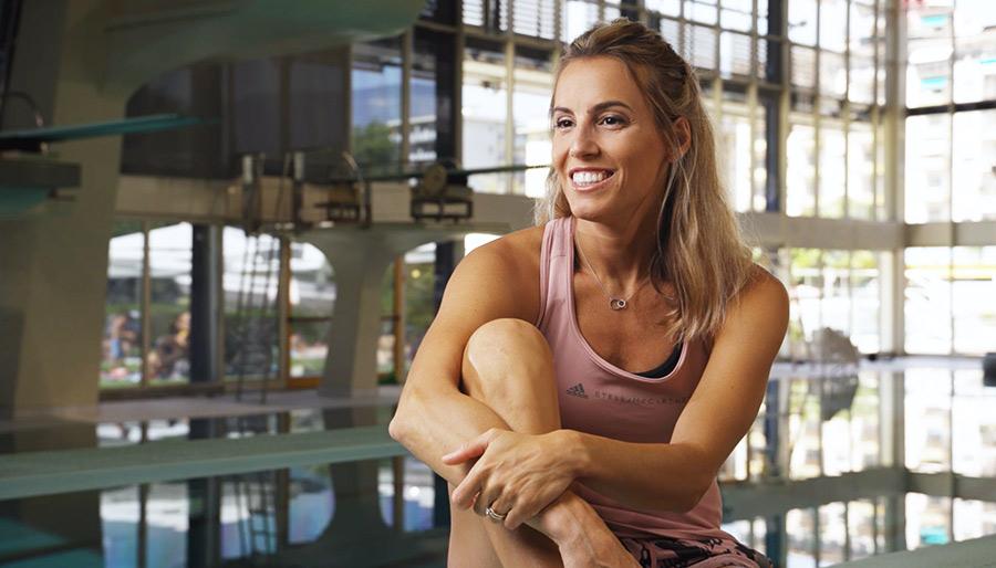 Tania Cagnotto: mangio sano e genuino, ma sono un tipo goloso