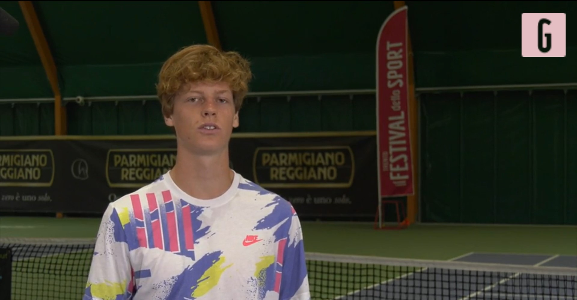 Jannik Sinner, l'astro nascente del tennis mondiale