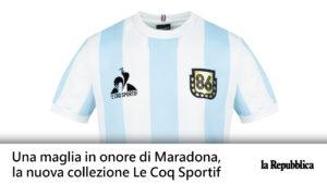 Maglia Maradona